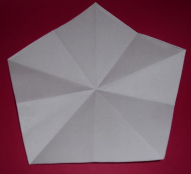 B aprende en casa doblar una servilleta - Origami con servilletas ...