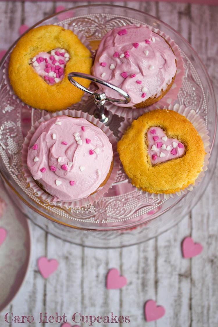 Vanille-Muffins, Schoko-Cupcakes