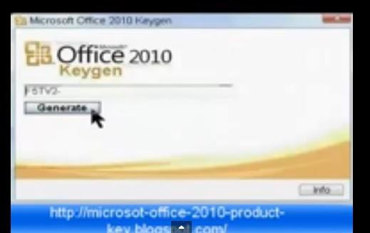 microsoft office 2010 product key generator free