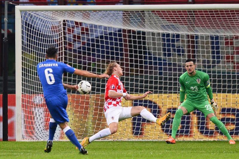 ITALIA-CROAZIA 1-1: DELUDE LA NAZIONALE DI CONTE