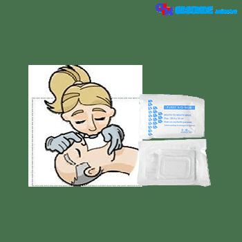 Masker CPR Khusus Mulut Ke Mulut