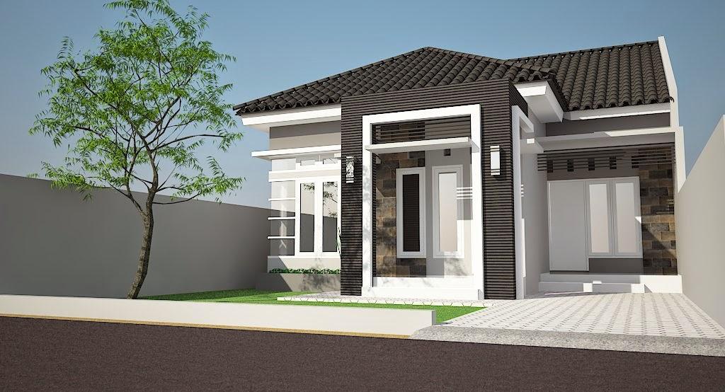 gambar rumah minimalis tropis, desain rumah minimalis tropis, model rumah minimalis tropis