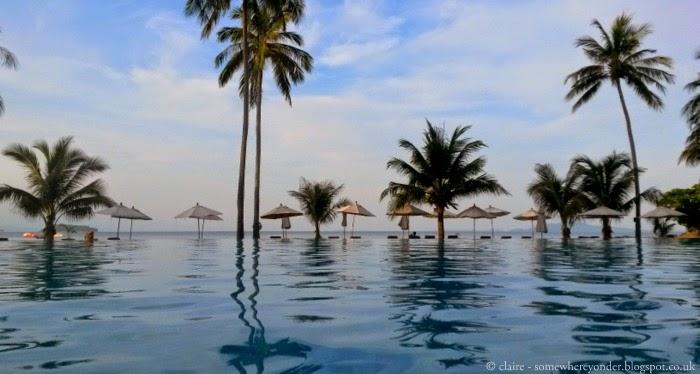 Infinity pool - Ko Phi Phi, Thailand