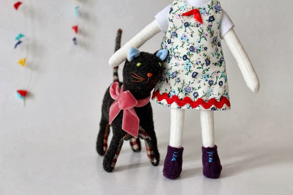 Deco Handmade: Matilde Beldroega by Rita Pinheiro
