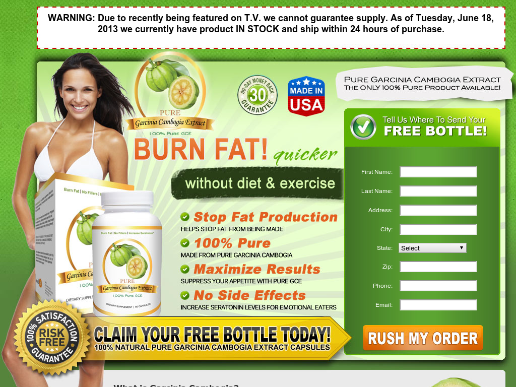 WANT TO LOSE WEIGHT FAST WITHOUT DIET OR EXERCISE?