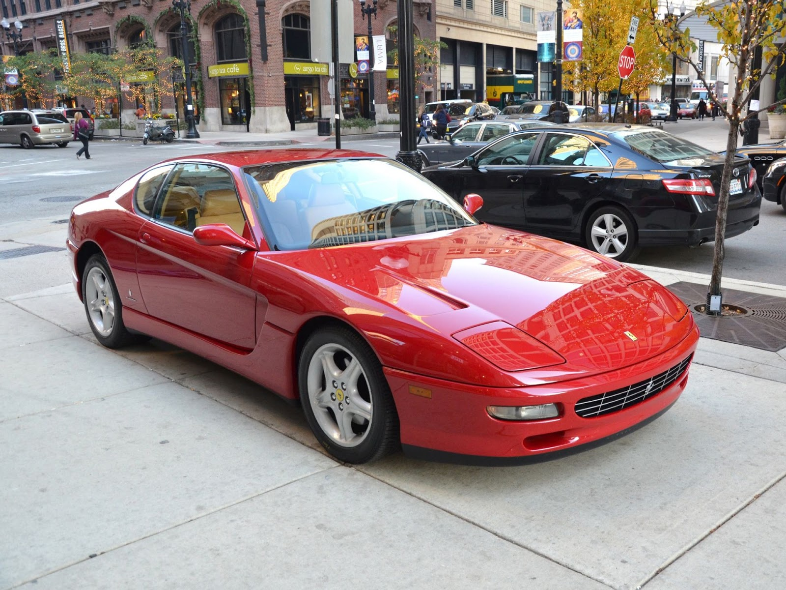 Ferrari 456 related images start 50 weili automotive network
