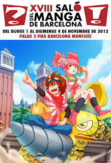 Sal del Manga 2012