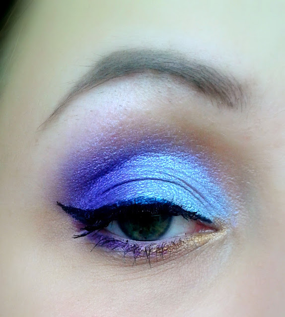 Kolorowy makijaż paletką MySecret Hot Colors Paradise Island