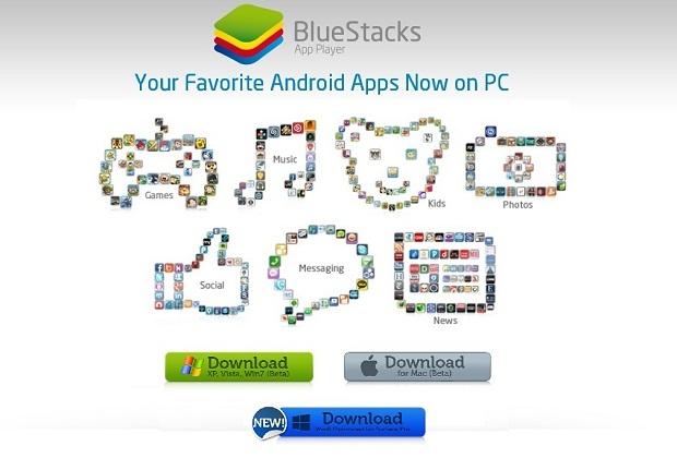 Run Android Applications on Mac, Windows 8 and Surface Pro