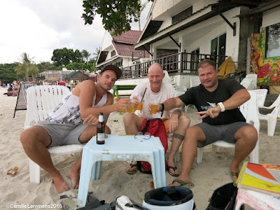 PADI Specialty Instructor Training on Koh Samui