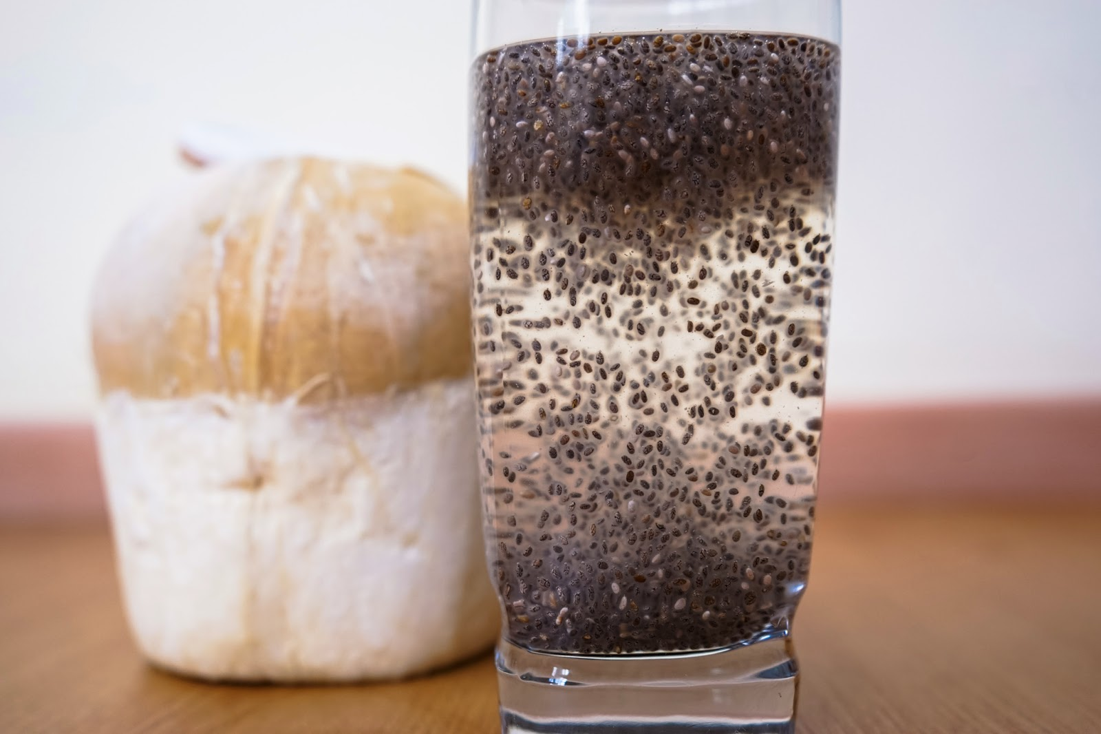 pasture living: benefits of chia seeds, coconut water, and