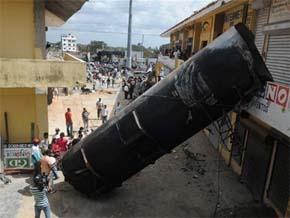 """Envasora de GLP """"León Gas"""", que estalló en el 2009, vuelve a operar, aunque no cuenta con licencia del ASDE"""