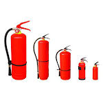KRISCO FIRE EXTHINGUSHER - Portable Dry Powder Fire Extinguisher