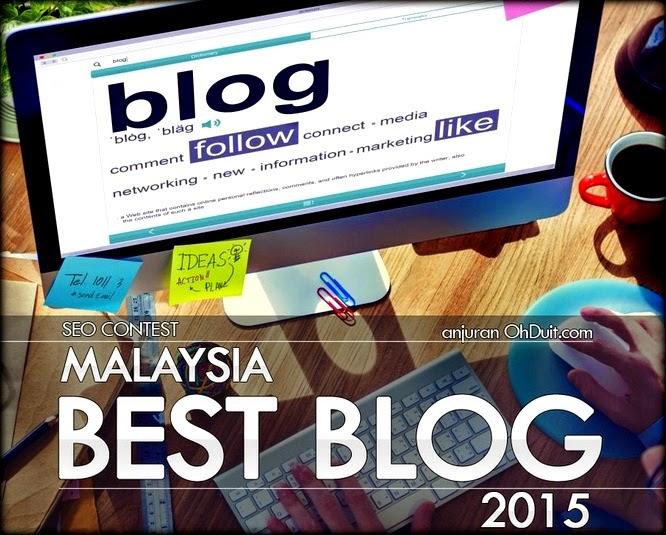Tahniah Pemenang Contest SEO Malaysia Best Blog 2015