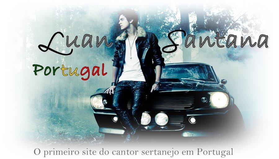 Luan Santana Portugal