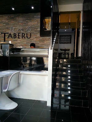 Taberu Oxford, FoodieOnTour