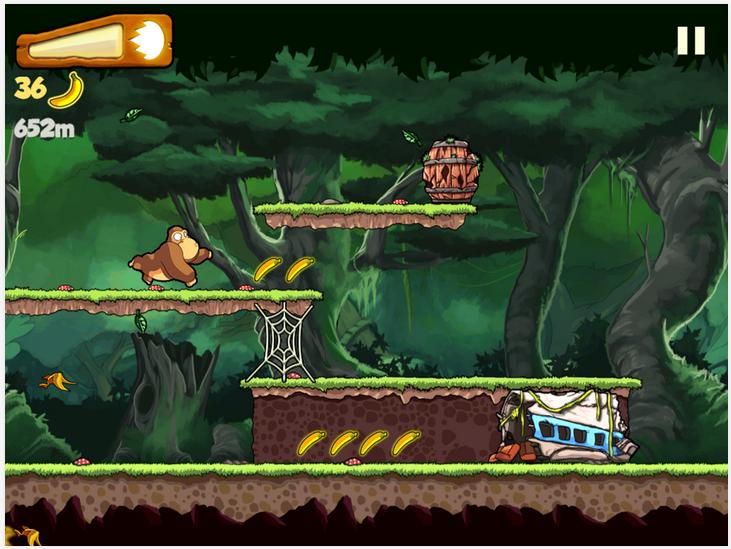 Game Banana Kong