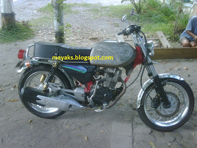 honda CB dream