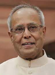 President of India, Shri Pranab Mukherjee
