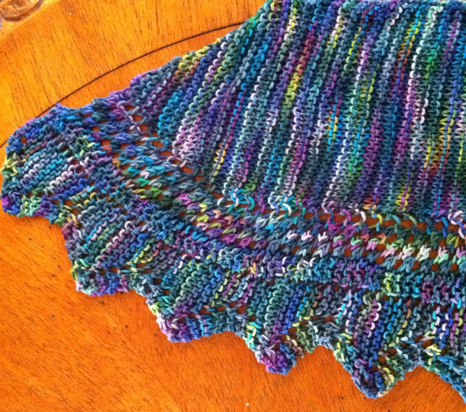 Knitting Cottage: A Gift for Lorene