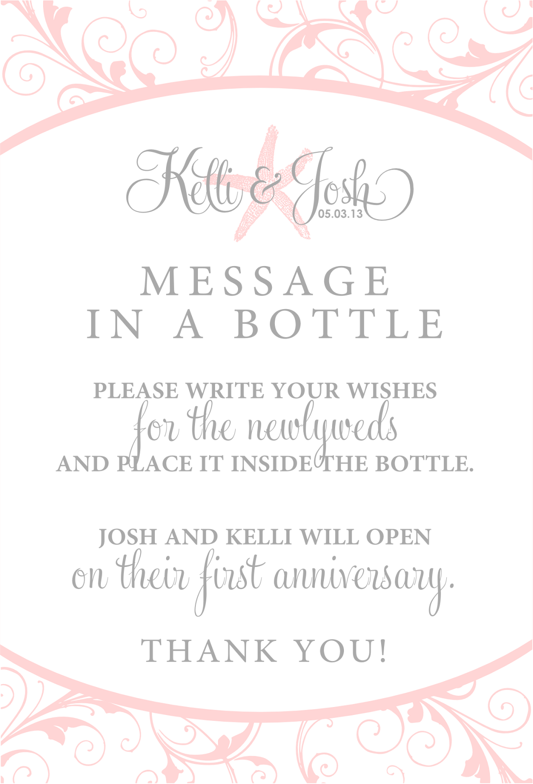 Signatures by sarah wedding stationery for kelli welcome letter template table numbers and a water bottle label the decor will be very soft and beautiful but still modern and memorable pronofoot35fo Gallery