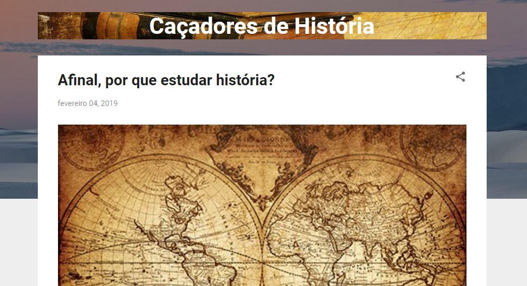 Caçadores de História