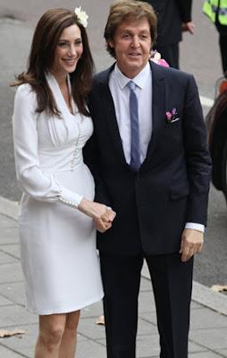 A Paul McCartney & Nancy Shevell
