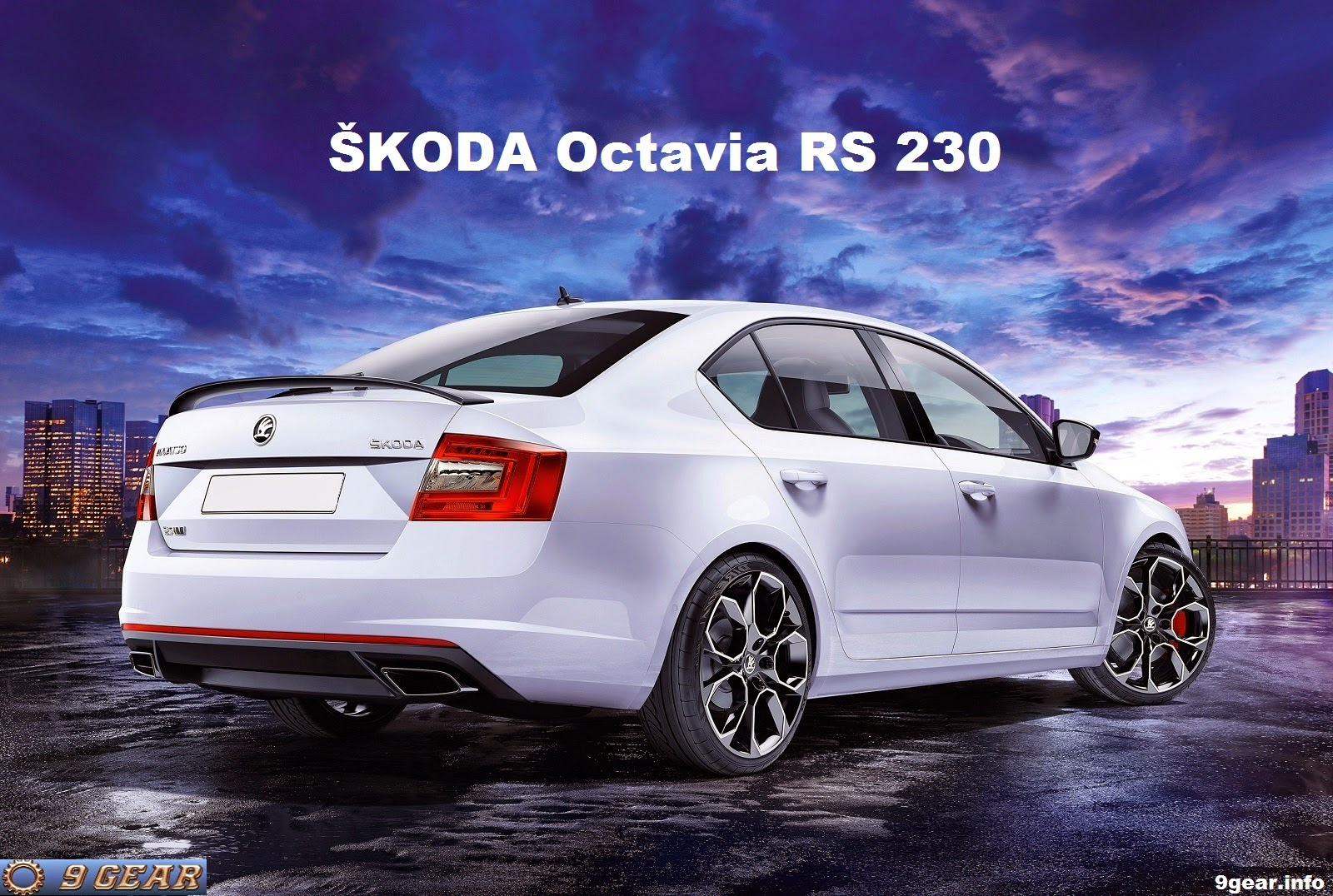 skoda octavia rs 230 special edition announced car reviews new car pictures for 2018 2019. Black Bedroom Furniture Sets. Home Design Ideas