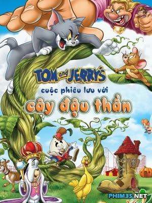 Tom Và Jerry'S: Phiêu Lưu Cùng Đậu Thần