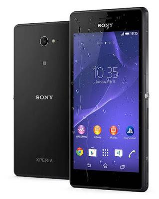 Spesifikasi dan Harga Sony Xperia M2 Aqua Terbaru