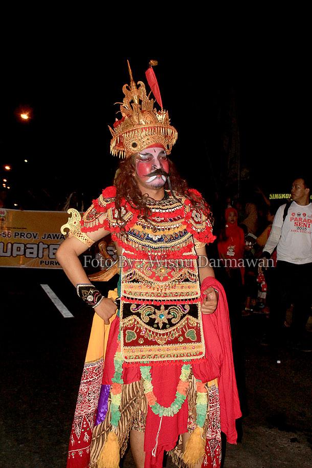 Parade Seni 2015 Dalam Rangka Hut Jawa Tengah Ke 65
