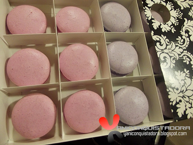 One dozen of Empire Macaron