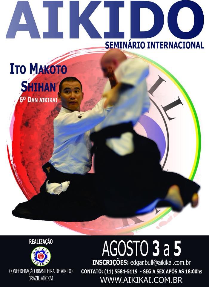 Makoto Shihan - Brasil 2018