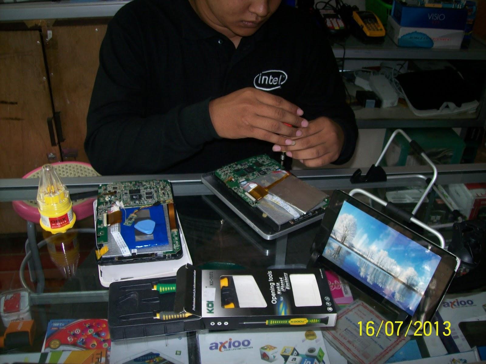 Pusat Servis dan Perbaikan Tablet PC Terpercaya di Jogja segera hadir