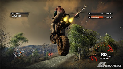 Free Download FUEL PC Game Full Version1