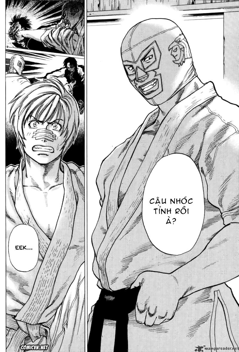 Karate Shoukoushi Kohinata Minoru chap 2 Trang 8