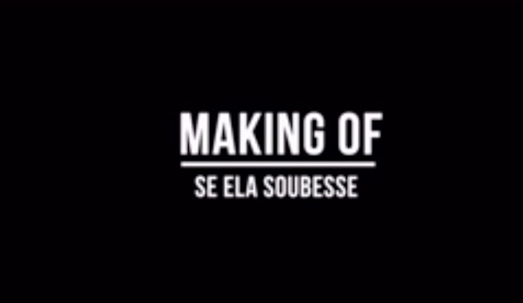 "Making of do clipe ""Se Ela Soubesse"" da Banda Audiophone"
