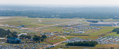 taken from a Belite Ultralight Aircraft.
