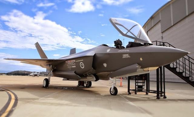 RAAF F-35 Lightning II