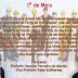 [leia] Prefeito e vice de Felipe Guerra prestam homenagem ao trabalhador.