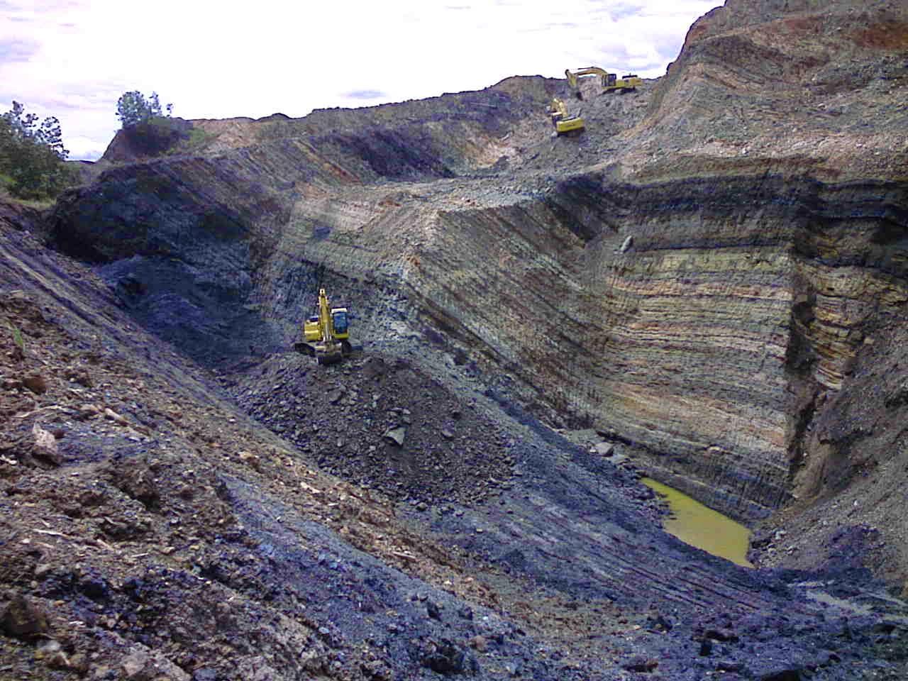 Penjualan Batu Bara Barito Utara Hingga Juni 2014 Capai 2,84 Juta Ton
