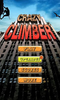 Screenshots of the Crazy Climber for Android tablet, phone.