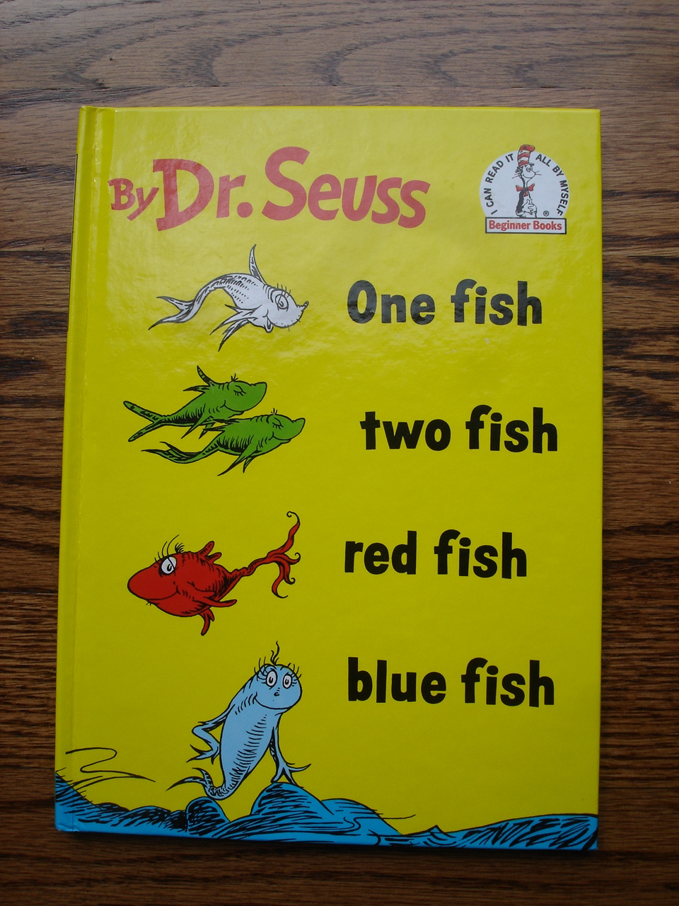 Pars caeli four simple pleasing read aloud storybooks for One fish two fish read aloud