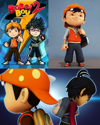 VIDEO: BOBOIBOY MUSIM 2-EPISOD 3