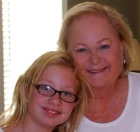 My granddaughter Kailey & me