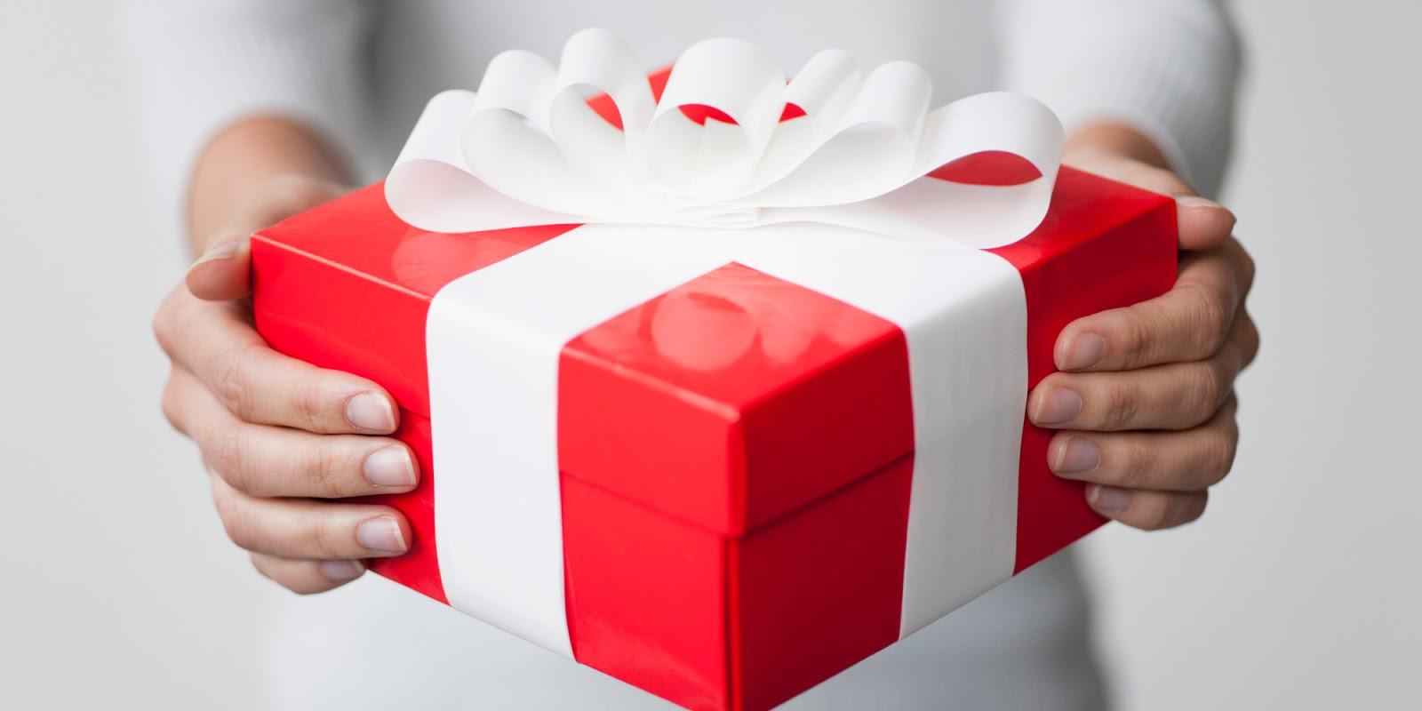 Подарок мужчине ребенку