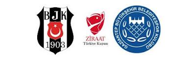 Beşiktaş ile Gaziantep Büyükşehir Belediyespor , bu yıl 50.si ...