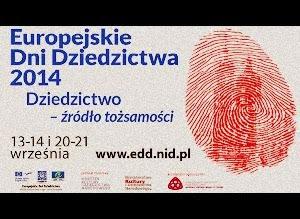 Europejskie Dni Dziedzictwa  w Koszęcinie