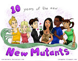 NM10: 10th anniversary of the new New Mutants