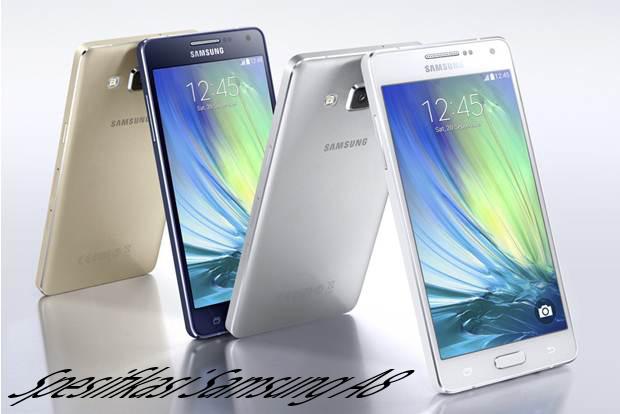 Spesifikasi Samsung A8